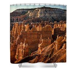 Bryce Canyon II Shower Curtain by Jeff Burton