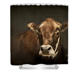 Buddy Shower Curtain by Aimelle
