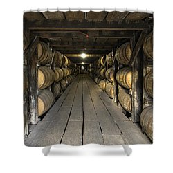 Buffalo Trace Rick House - D008610 Shower Curtain