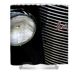 Buick 8 Shower Curtain