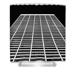 Building Blocks Shower Curtain
