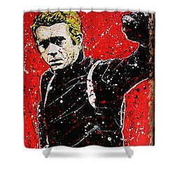 Bullitt IIi Shower Curtain