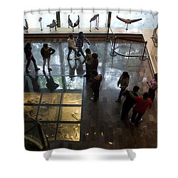 Shower Curtain featuring the photograph Buried Treasures by Lynn Palmer