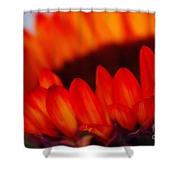 Shower Curtain featuring the photograph Burning Ring Of Fire 2 by John S
