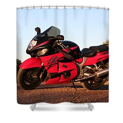 Busa Shower Curtain