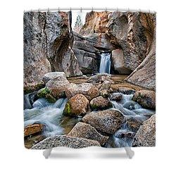 Buttermilks Waterfall Shower Curtain