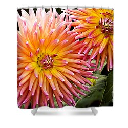 Buy Me Flowers Shower Curtain