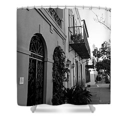 Charleston Shower Curtain
