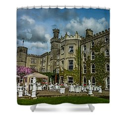 Cabra Castle - Ireland Shower Curtain