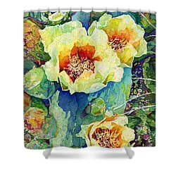 Cactus Splendor II Shower Curtain