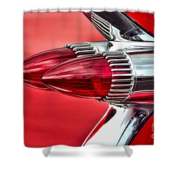 Caddy Delight Shower Curtain