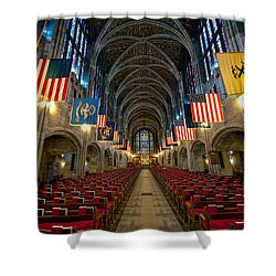 Cadet Chapel Shower Curtain