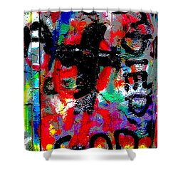 Shower Curtain featuring the photograph Cadillac by Randi Grace Nilsberg
