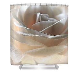 Cafe Latte Shower Curtain by Darlene Kwiatkowski