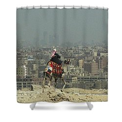 Cairo Egypt Shower Curtain