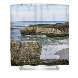 California Cove Shower Curtain