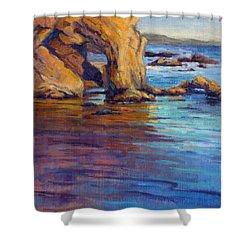 California Cruising 6 Shower Curtain