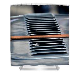 California Mille Shower Curtain by Dean Ferreira