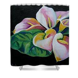 Callas Shower Curtain