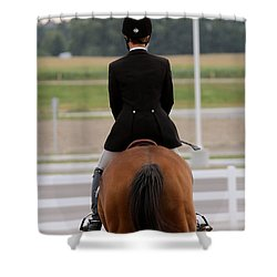 Calm Ride Shower Curtain
