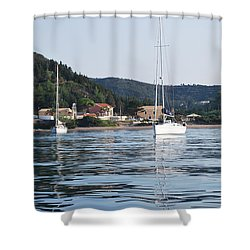 Calm Sea 2 Shower Curtain