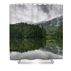 Calm Waters Shower Curtain