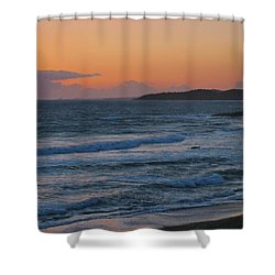 Shower Curtain featuring the photograph Cambria by Angela J Wright