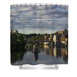 Cambridge Galt Shower Curtain