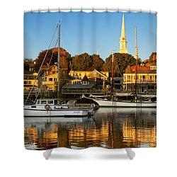 Camden Maine Shower Curtain