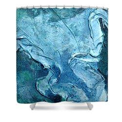 Canal Series IIi Shower Curtain