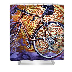 Cannondale Shower Curtain