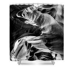 Canyon Flow Shower Curtain