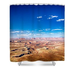 Canyon Lands Best Shower Curtain