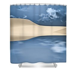 Cape Cod Reflections Shower Curtain by Bob Orsillo