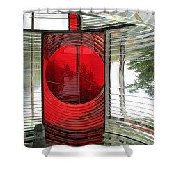 Cape Meares Light Shower Curtain