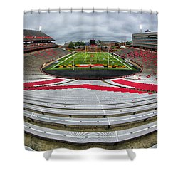 Capitol One Field Shower Curtain