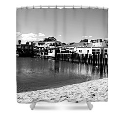 Capitola Shower Curtain