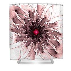 Captivating Shower Curtain by Anastasiya Malakhova