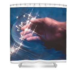 Capture Shower Curtain