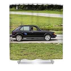 Car No. 76 - 04 Shower Curtain