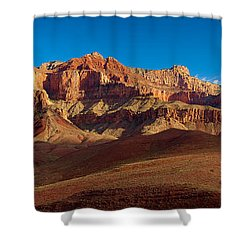 Cardines Panorama Shower Curtain by Inge Johnsson