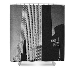 Carew Tower Shower Curtain