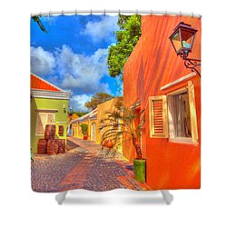 Caribbean Dream Shower Curtain