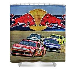 Carl Edwards Shower Curtain