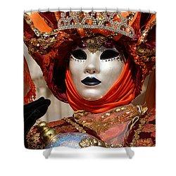 Carnevale Di Venezia 54 Shower Curtain