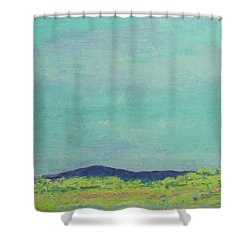 Carolina Spring Day Shower Curtain