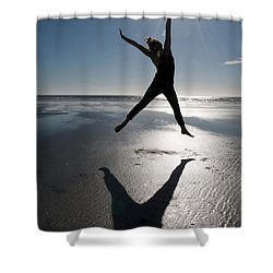 Carpe Diem Shower Curtain