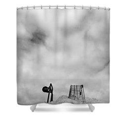 Cart Art No. 10 Shower Curtain