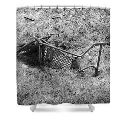 Cart Art No. 17 Shower Curtain