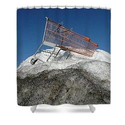 Cart Art No.6 Shower Curtain